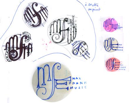 1f8fbc6de Je me suis en parallèle questionnée sur le logotype du label. [Les cuivres  / « horn » ont la part belle dans les compositions de Terry Vosbein.
